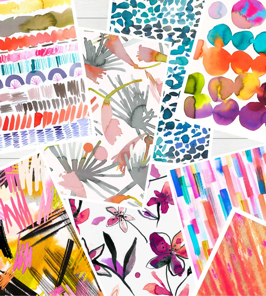 snippets-watercolor-patterns-clients-area-ninola