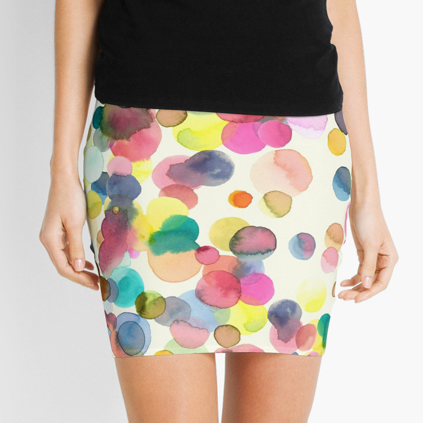 ninola-color-drops-mini-skirt